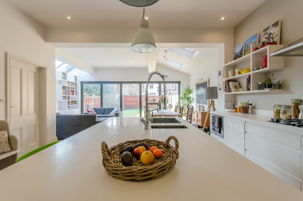 Kitchen and joinery by Tom Bohrer