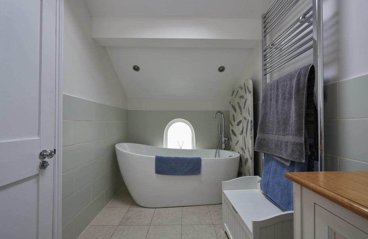 Refurbished Family Bathroom