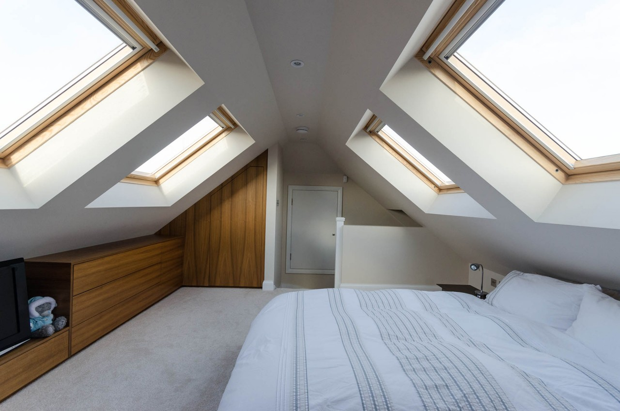 Small House Plans With Loft Bedroom Isleworth Tw7 Kantec