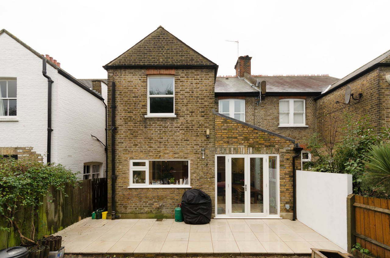 A Single-storey extension by Kantec