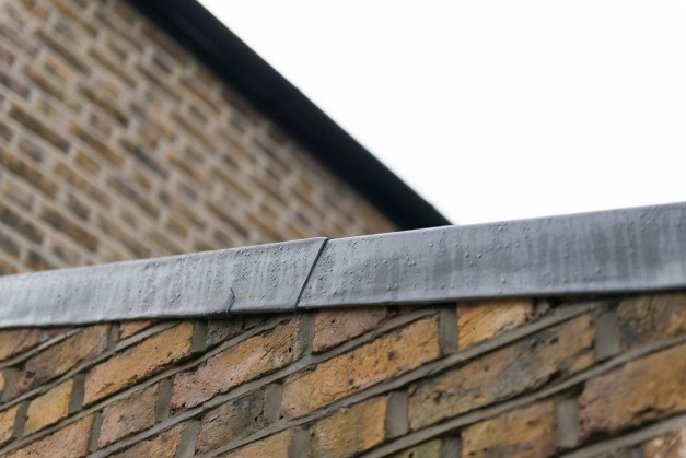 Roof work details
