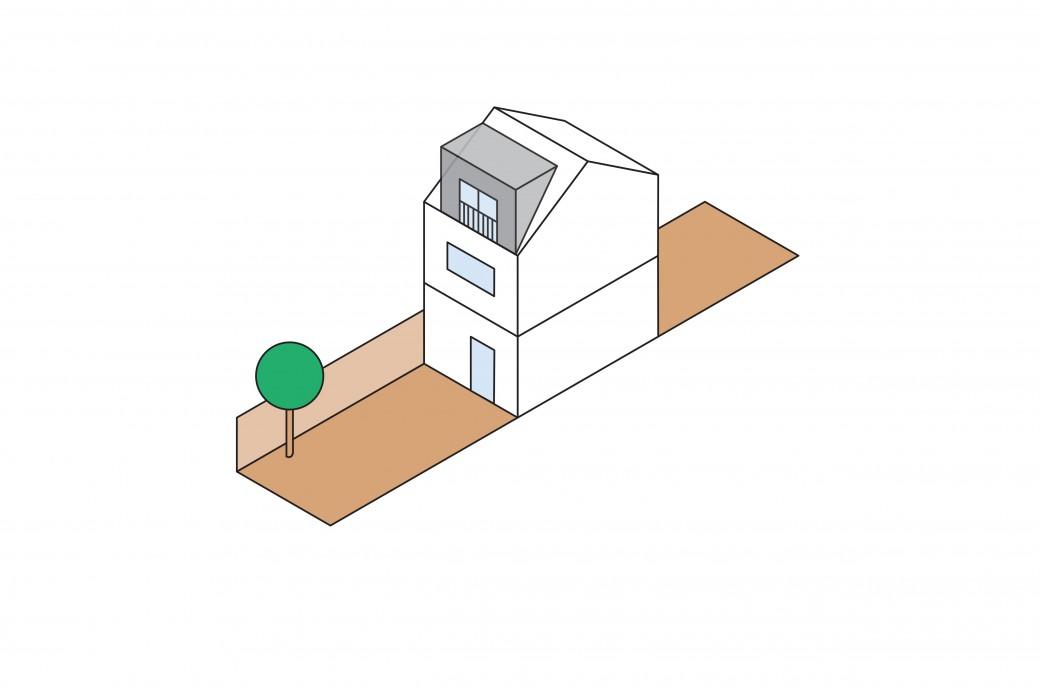 Kantec Dormer Loft Illustration