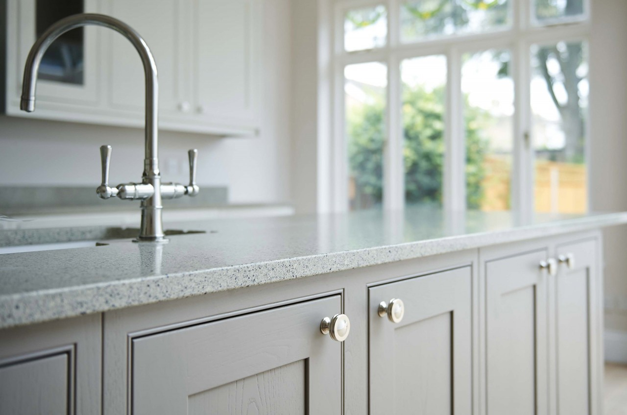 Kitchen worktop details