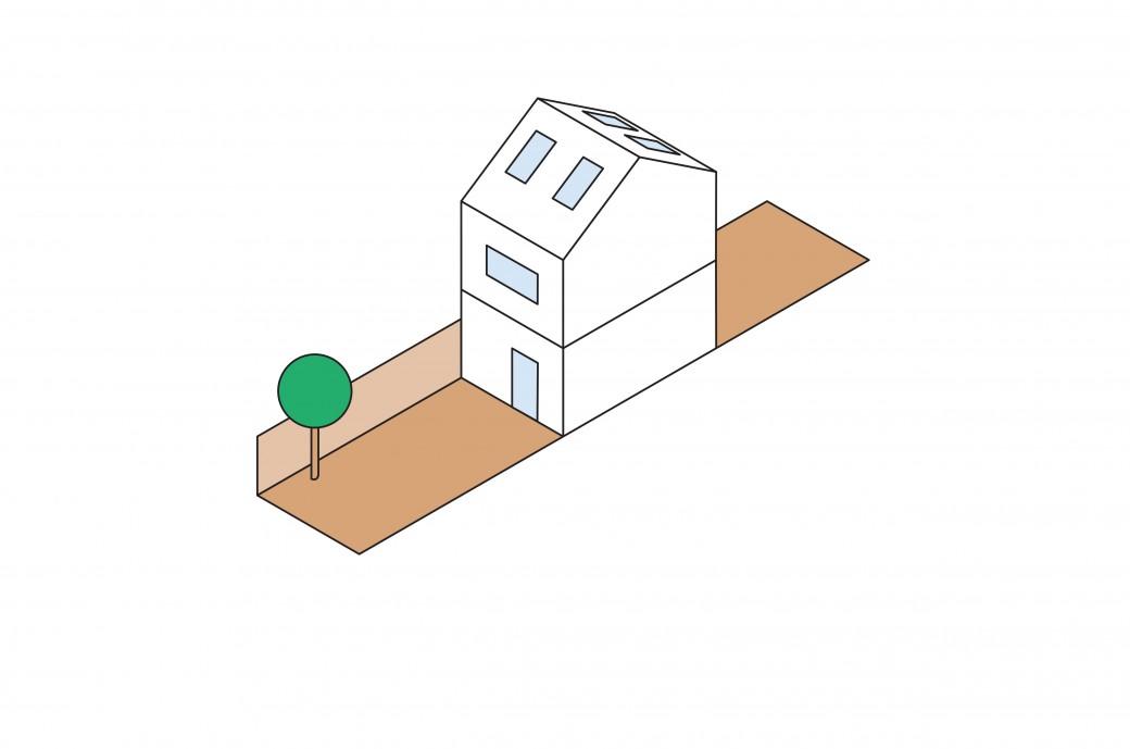 Kantec Skylight Loft Illustration