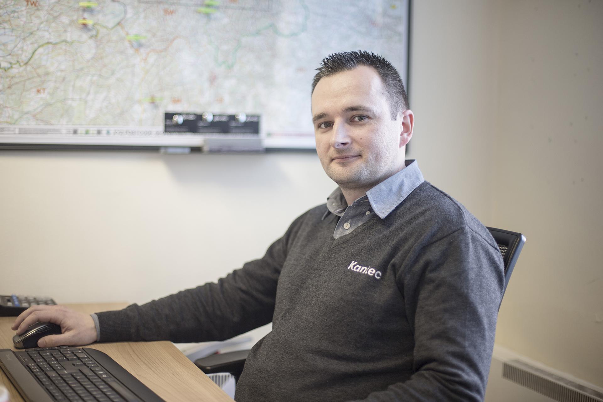 Mac Sulewski Project Coordinator
