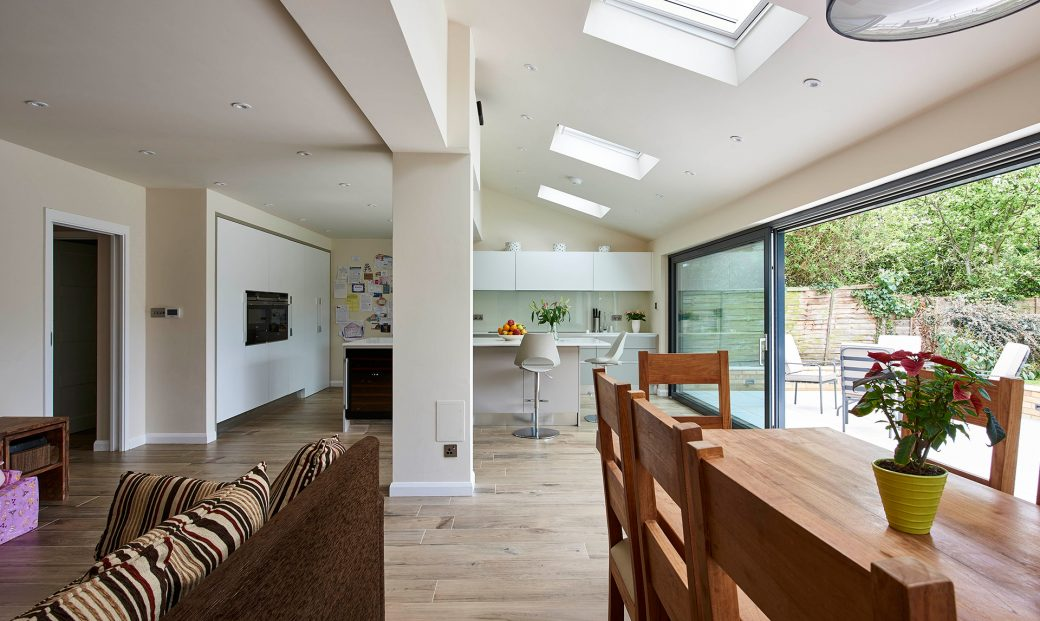 Extension and Kitchen