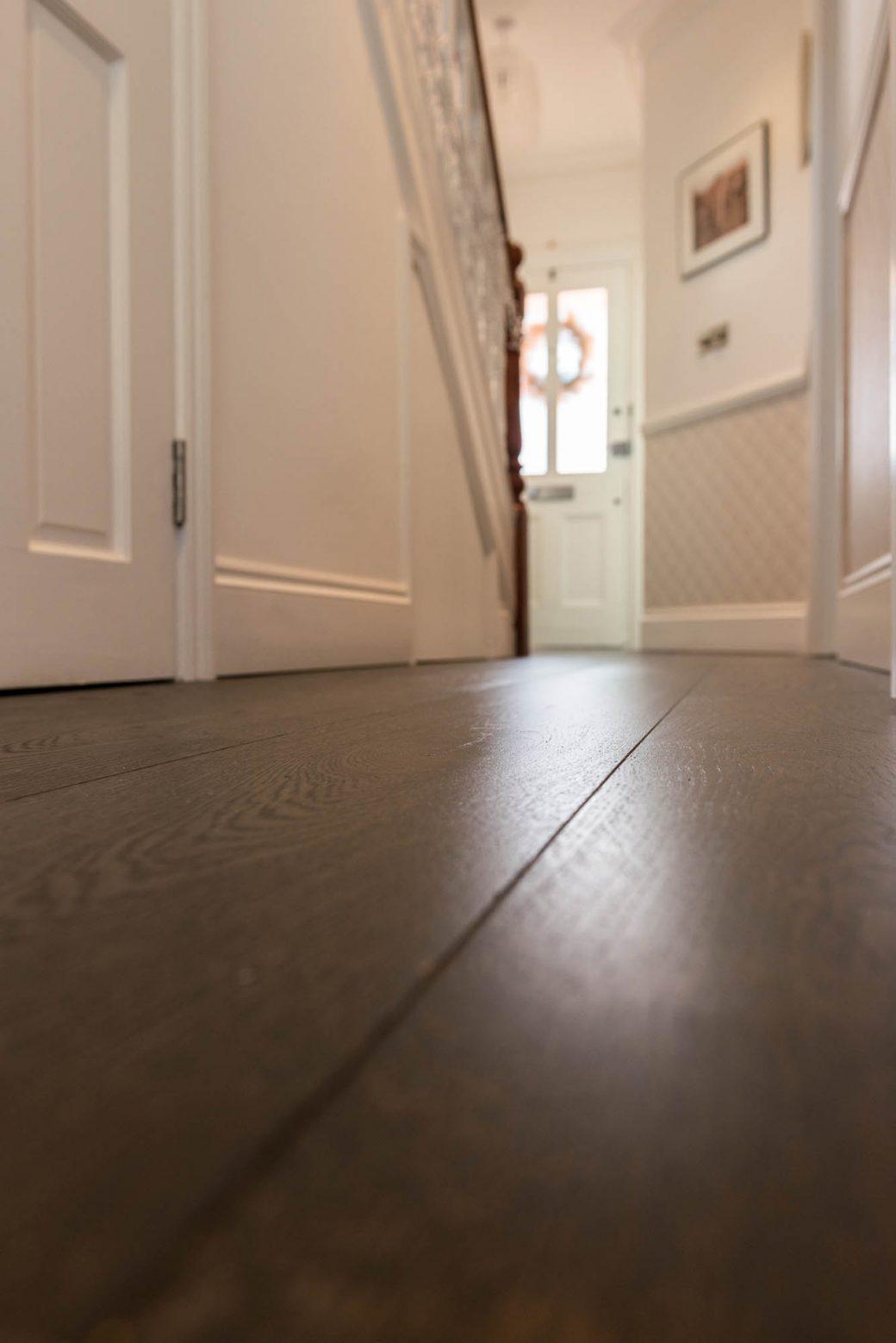 Wooden Floor Close Up