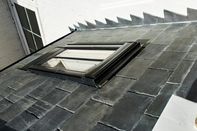 Skylight from outside