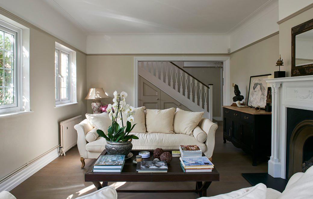 A large lounge